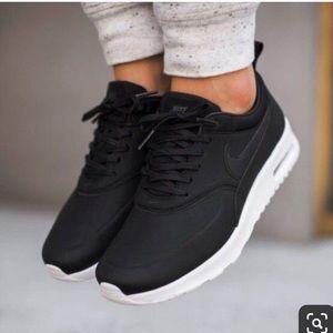 Women's Nike Air Max Thea Prm Black